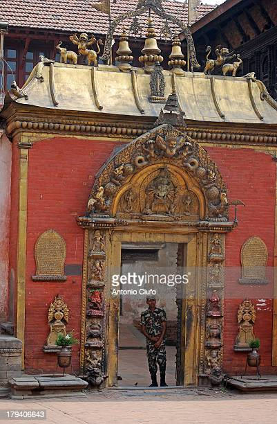 Bhaktapur also known as Bhadgaon or Khwopa, is an ancient Newar town in the east of the Kathmandu Valley, Nepal. In the historic part there are...