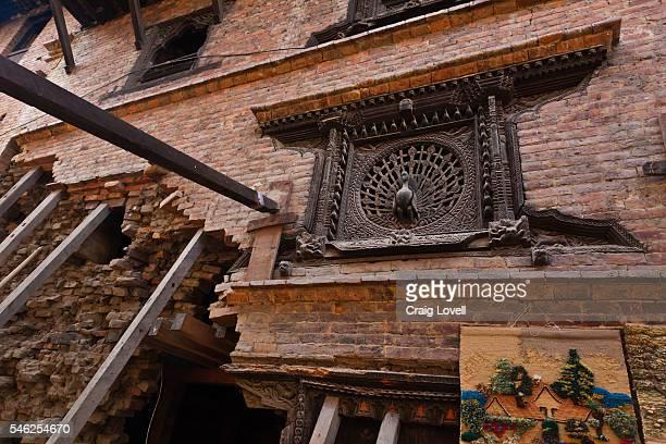 Bhaktapur post 2015 earthquake - NEPAL