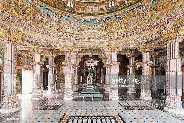 Bhandasar Jain Temple in Bikaner, Rajasthan, India