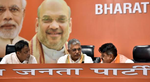 IND: Ten TMC Councilors Joined BJP