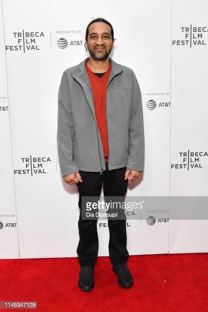 "Bhaskar Hazarika attends the ""Aamis"" screening during the 2019 Tribeca Film Festival at Village East Cinema on April 26, 2019 in New York City."