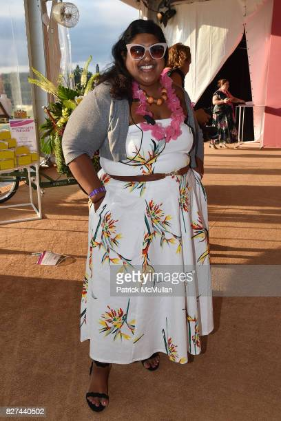 Bhavna Lal attends Sixth Annual Hamptons Paddle and Party for Pink Benefitting the Breast Cancer Research Foundation at Fairview on Mecox Bay on...