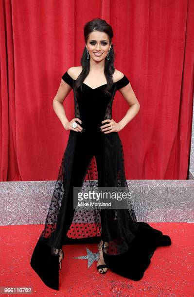 Bhavna Limbachia attends the British Soap Awards 2018 at Hackney Empire on June 2 2018 in London England