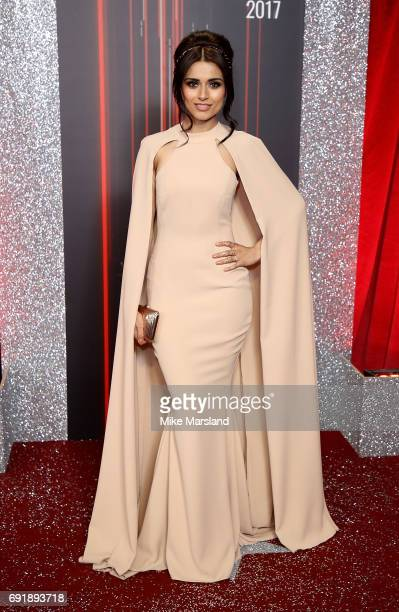 Bhavna Limbachia attends The British Soap Awards at The Lowry Theatre on June 3 2017 in Manchester England The Soap Awards will be aired on June 6 on...