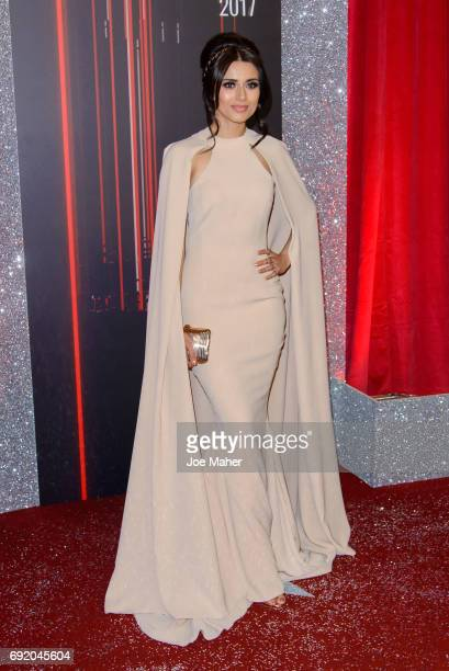 Bhavna Limbachia attends the British Soap Awards at The Lowry Theatre on June 3 2017 in Manchester England