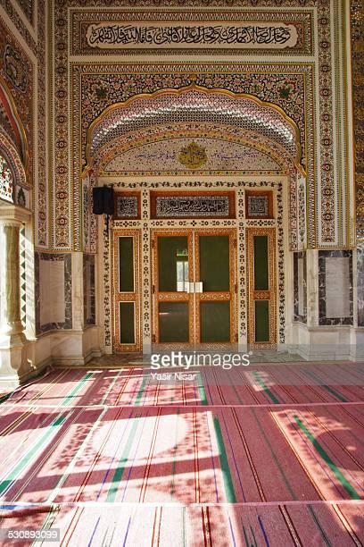 bhong masjid - yasir nisar stock photos and pictures