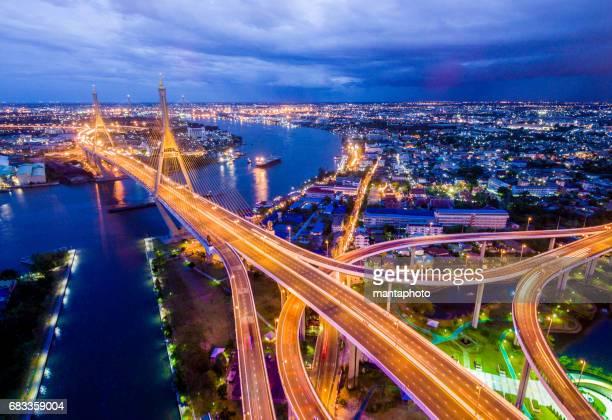 プミポン橋バンコク