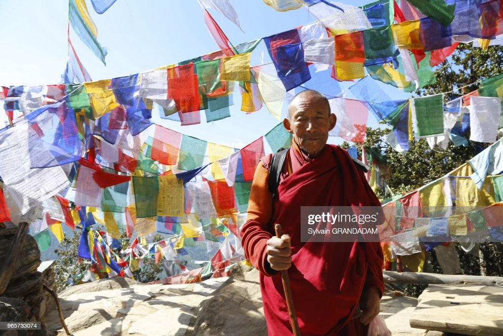 Kingdom of Bhutan : News Photo