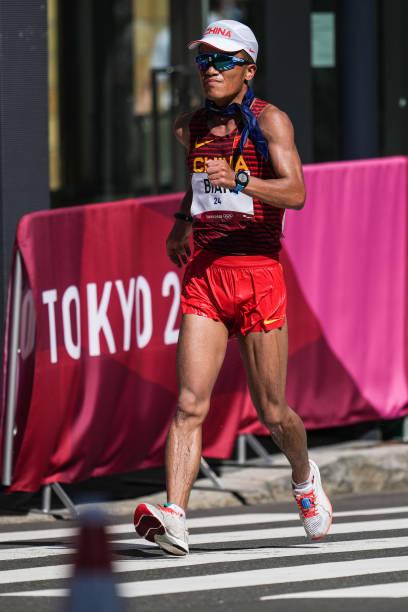 JPN: Athletics - Tokyo 2020 Olympics - Day 14