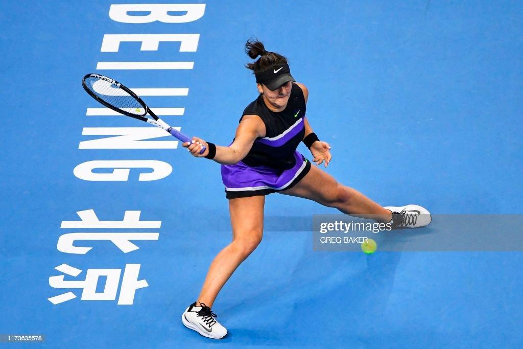 TENNIS-ATP-WTA-CHN : News Photo