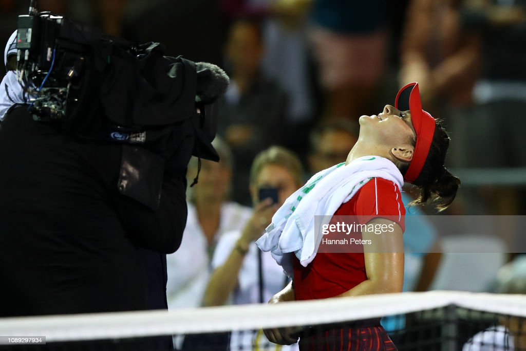 2019 ASB Classic : News Photo