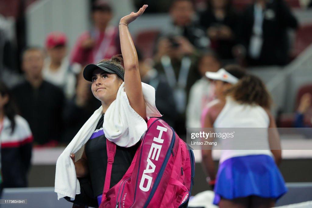 2019 China Open - Day 7 (Quarter Finals) : News Photo