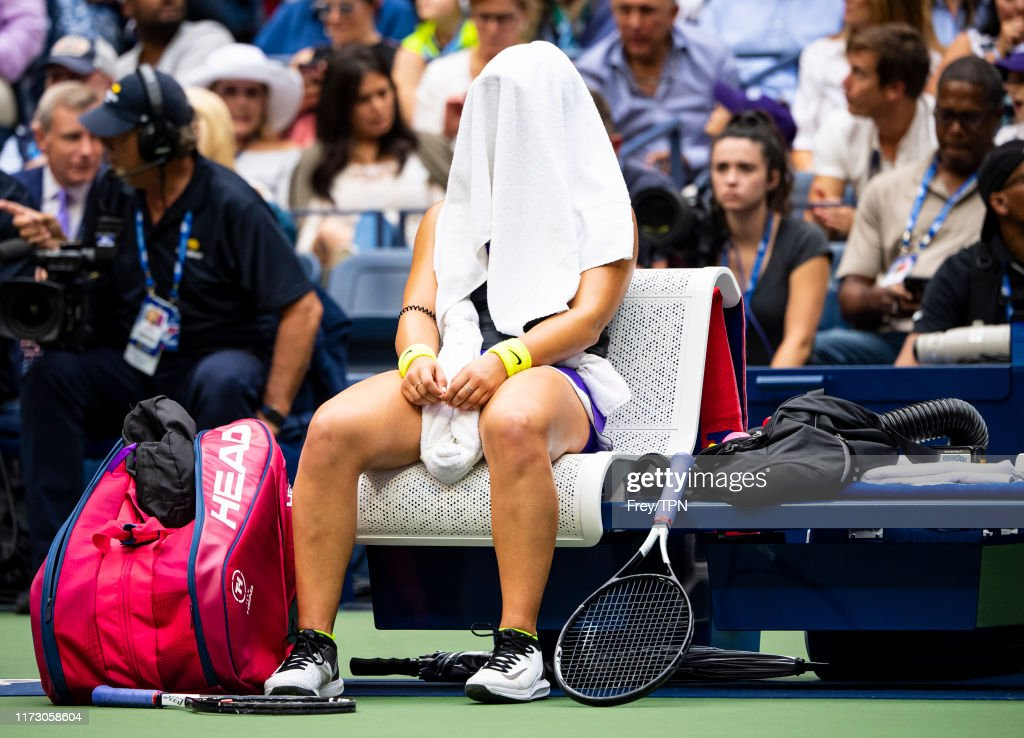 2019 US Open - Day 13 : News Photo