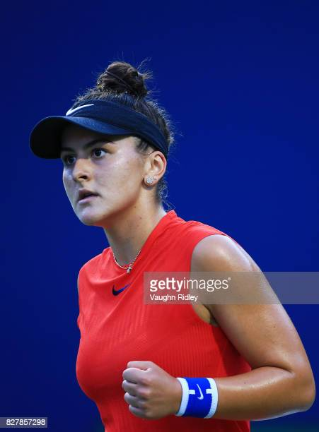Bianca Andreescu Stock Photos And Pictures Getty Images
