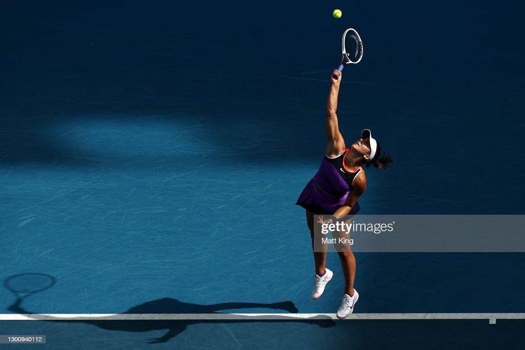 2021 Australian Open: Day 1 : News Photo