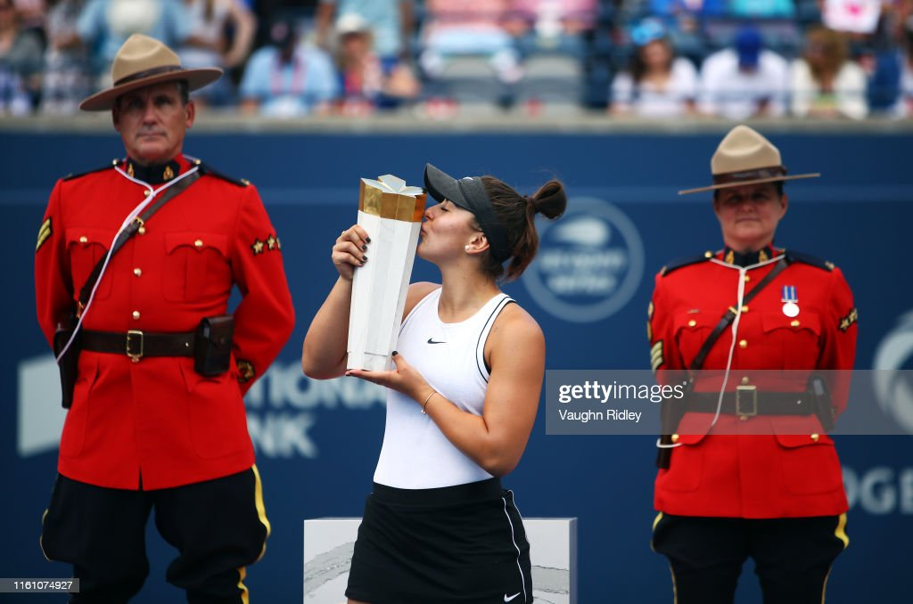 Rogers Cup Toronto - Day 9 : News Photo