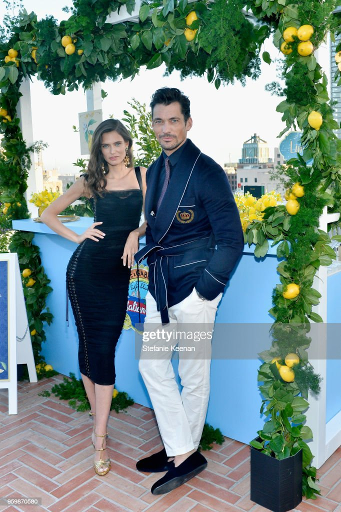 Dolce gabbana light blue italian zest launch event at the nomad bianca balti and david gandy attend the dolce gabbana light blue italian zest launch event mozeypictures Gallery