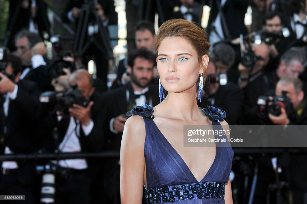 Bianca Balti at the 'Clouds Of Sils Maria' Premiere at the 67th Annual Cannes Film Festival