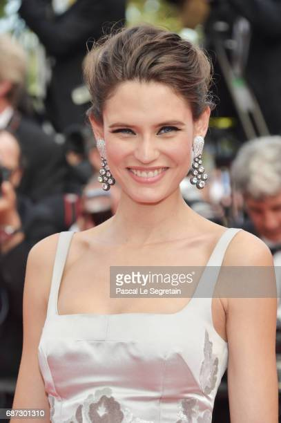 Bianca Balti attends the 70th Anniversary of the 70th annual Cannes Film Festival at Palais des Festivals on May 23 2017 in Cannes France