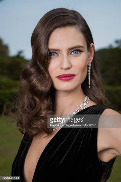 Bianca Balti attends the amfAR Gala Cannes 2017 at Hotel du Cap-Eden-Roc on May 25, 2017 in Cap d'Antibes, France.