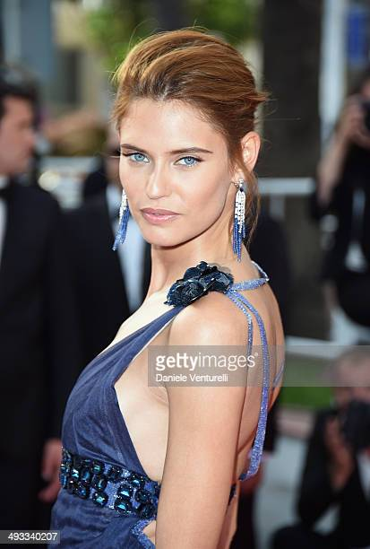 Bianca Balti attends the 'Clouds Of Sils Maria' Premiere during the 67th Annual Cannes Film Festival on May 23 2014 in Cannes France