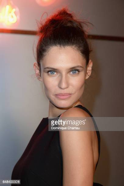 """Bianca Balti attends the """"L'Oreal Paris Dinner Hosted By Julianne Moore"""" as part of the Paris Fashion Week Womenswear Fall/Winter 2017/2018 on March..."""