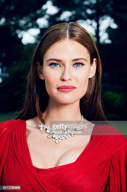 Bianca Balti is photographed at AmfAR's 21st Cinema Against AIDS Gala on May 22 2014 in Cap d'Antibes France