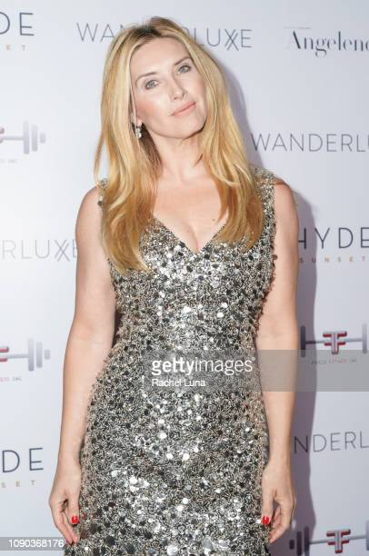 Bianca De La Garza attends A Toast To The Globes PreGolden Globes Cocktail Celebration at HYDE Sunset Kitchen Cocktails on January 05 2019 in West...