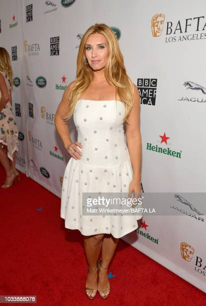 Bianca de la Garza attends BAFTA Los Angeles BBC America TV Tea Party 2018 at The Beverly Hilton Hotel on September 15 2018 in Beverly Hills...