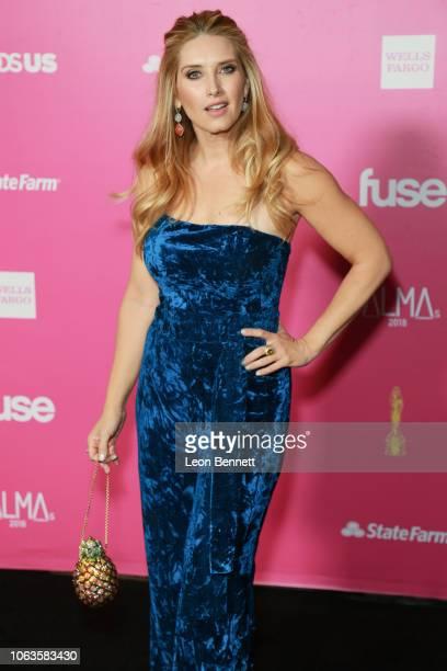 Bianca De La Garza attends The ALMAs 2018 Arrivals on November 04 2018 in Los Angeles California