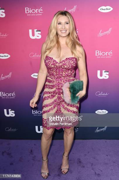 Bianca de la Garza attends US Weekly's 2019 Most Stylish New Yorkers red carpet on September 11 2019 in New York City