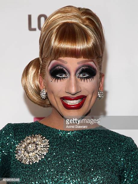 Bianca Del Rio attends Logo TV's 2014 NewNowNext Awards at the Kimpton Surfcomber Hotel on December 2 2014 in Miami Beach Florida