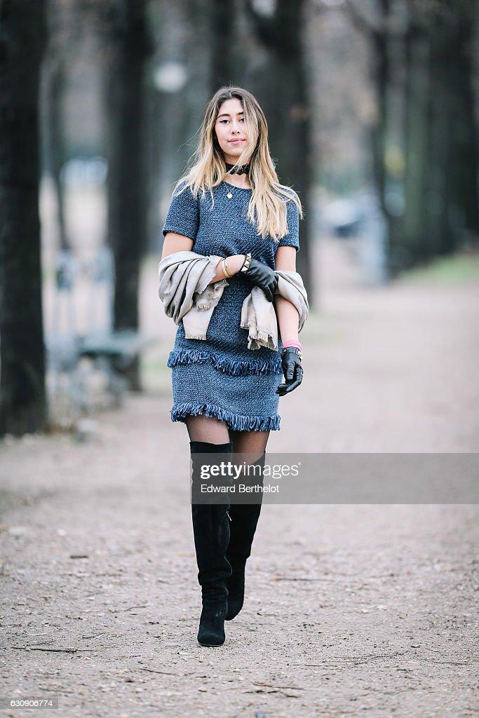 Street Style - Paris - January 2017