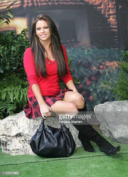 Bianca Gascoigne during 'Hoodwinked' VIP Gala Screening in London Great Britain