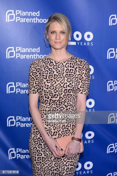 Bianca Harris attends the Planned Parenthood 100th Anniversary Gala at Pier 36 on May 2 2017 in New York City
