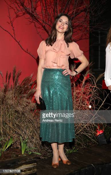 """Bianca Hein at the L'Oreal Paris Bar """"Room No. 311"""" during the 70th Berlinale International Film Festival Berlin at Alte Muenze on February 21, 2020..."""