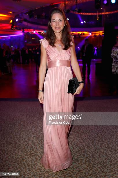 Bianca Hein attends the UFA 100th anniversary celebration at Palais am Funkturm on September 15 2017 in Berlin Germany