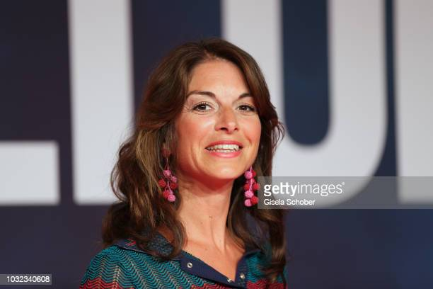 Bianca Hein during the premiere of the film 'Ballon' at Mathaeser Filmpalast on September 12, 2018 in Munich, Germany.