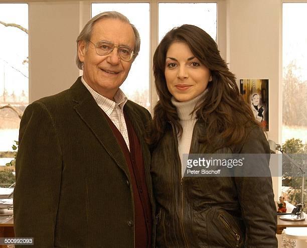 """Bianca Hein, Wilfried Klaus, ZDF-Serie """"SOKO 5113"""", Staffel 29, Folge 1: """"Ein Mord wie im Groschenroman"""", München, Deutschland, , P.-Nr. 187/2006,..."""