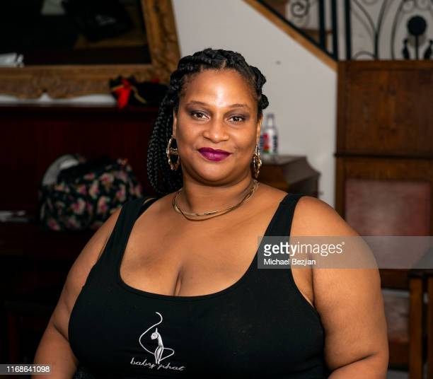 Bianca Jackson at TAP The Artists Project Giveback Day on August 16 2019 in Los Angeles California