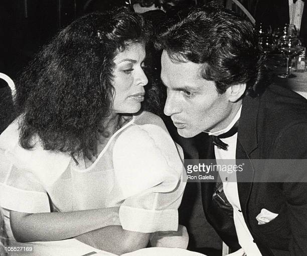 Bianca Jagger and Glenn Dubin during Bianca Jagger at Elaine's at Elaine's in New York City, New York, United States.