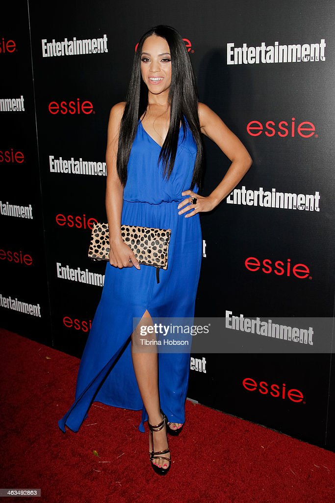 Entertainment Weekly SAG Awards Pre-Party - Arrivals : News Photo