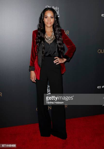 Bianca Lawson attends the taping of Queen Sugar AfterShow at OWN Oprah Winfrey Network on November 7 2017 in West Hollywood California
