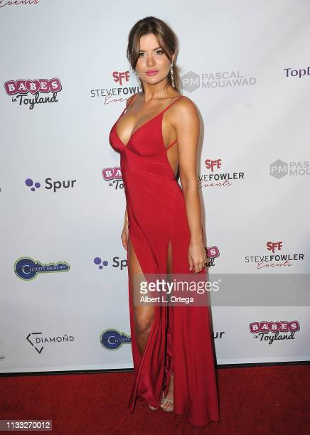 """Bianca Richards arrives for the 5th Annual Babes In Toyland """"Pet Edition"""" Benefiting Barks Of Love held at Avalon Hollywood on March 27, 2019 in Los..."""