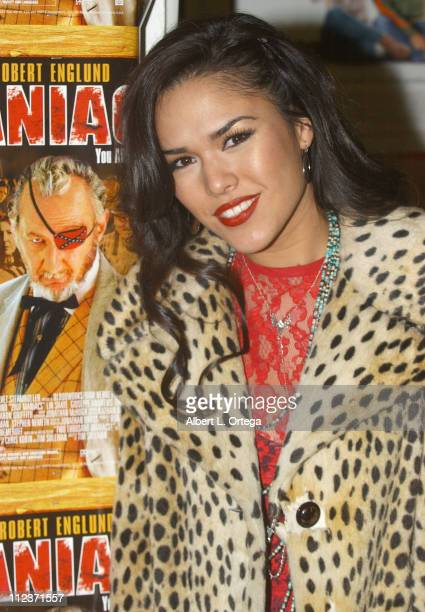 Bianca Smith during '2001 Maniacs' DVD Release Party and Cast Signing at Hollywood Book Poster March 29 2006 at Hollywood Book Poster in Hollywood CA...