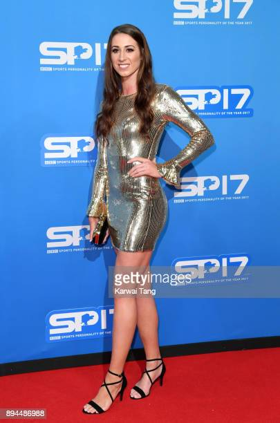 Bianca Walkden attends the BBC Sports Personality of the Year 2017 Awards at the Echo Arena on December 17 2017 in Liverpool England