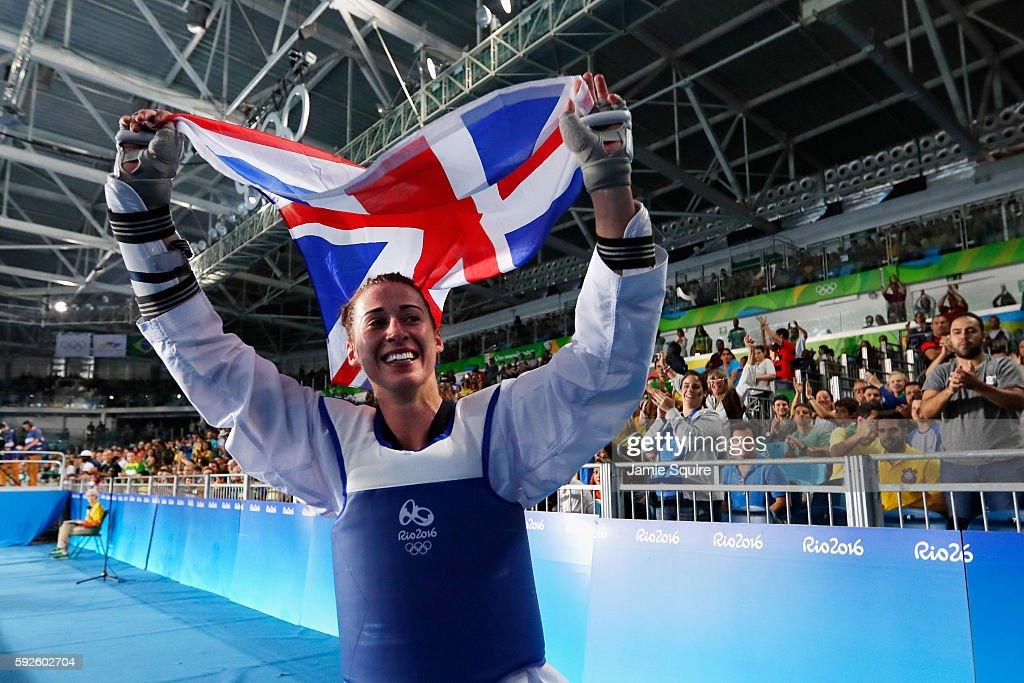 Taekwondo - Olympics: Day 15 : News Photo