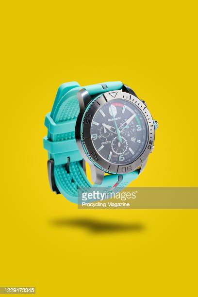 Bianchi Chronograph watch, taken on September 17, 2019.