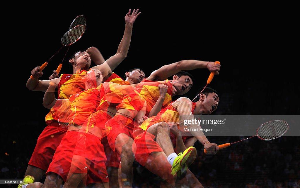 Olympics Day 6 - Badminton : News Photo