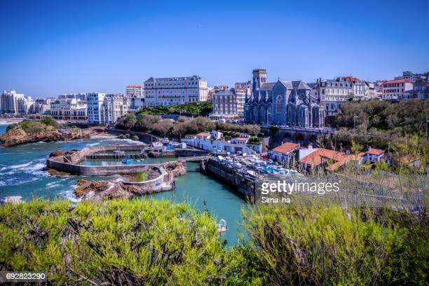 Biarritz. Francia